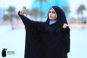 فيديو العباية الجامعية ردان / الموديل اللبناني